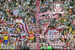 dvd ultras rapid bucarest